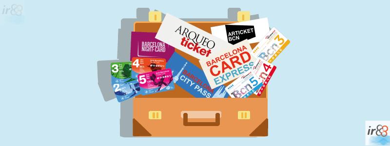 pass touristiques et abonnements voyage et transport en commun Barcelone