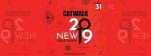 Soirée du Nouvel An Catwalk
