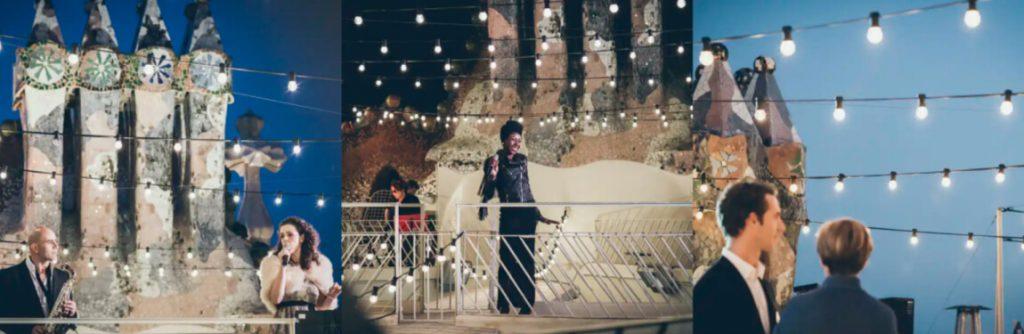 Nuits magiques à la Casa Batlló