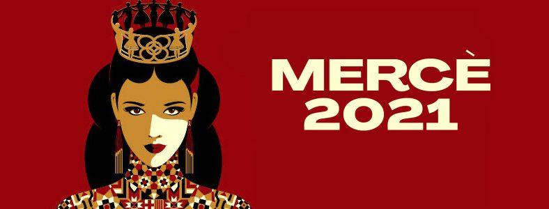 Fêtes de La Mercè 2021 Barcelone